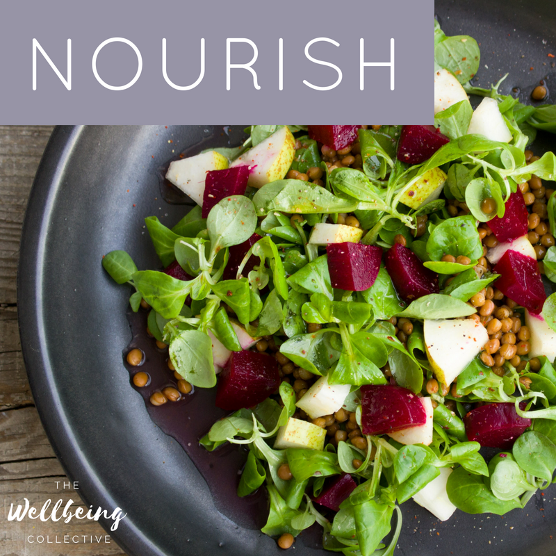 nourish perth green goodness work well