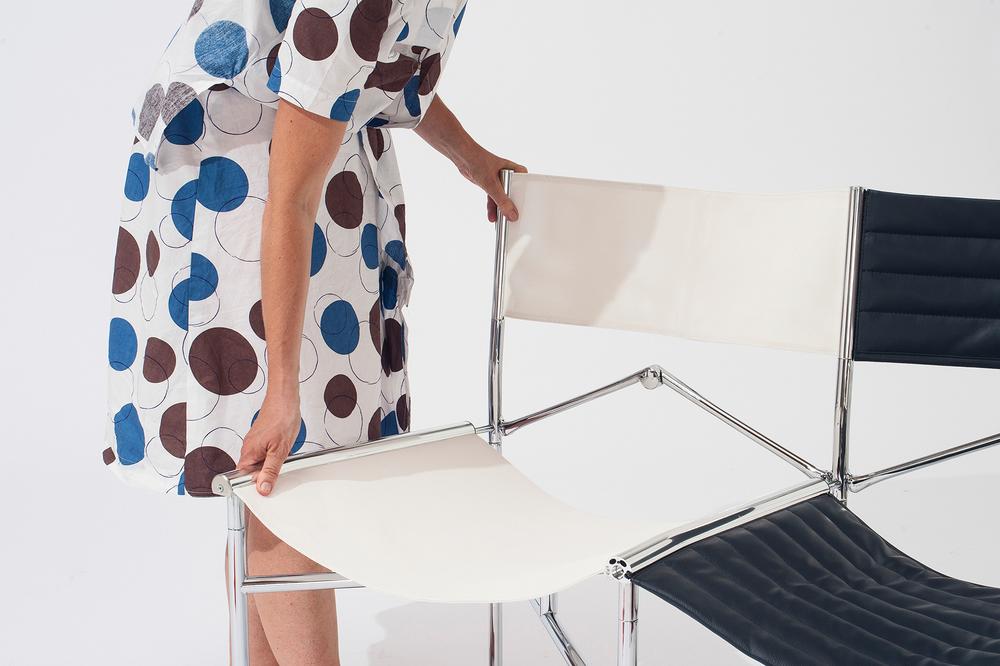 Folding bench MoMA