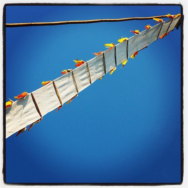 #flag #prayerflag #laos #asia  www.soperimages.com