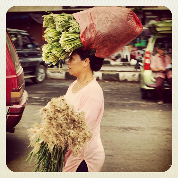 Market, East Bali. #market #vegetables #bali #asia #food