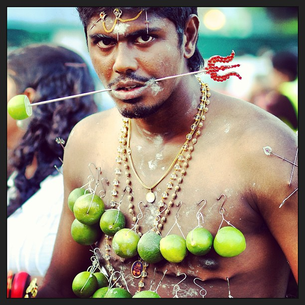 I'm looking forward to Thaipusam this Sunday in Singapore. #hindu #festival #thaipusam #religon  www.soperimages.com