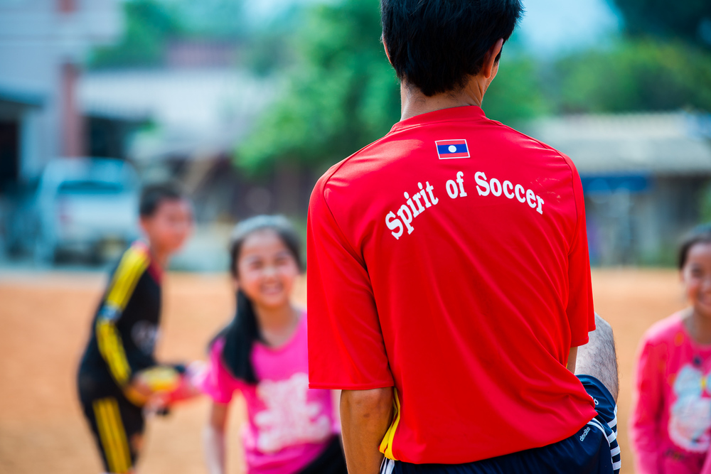 SPIRIT OF SOCCER, LAOS