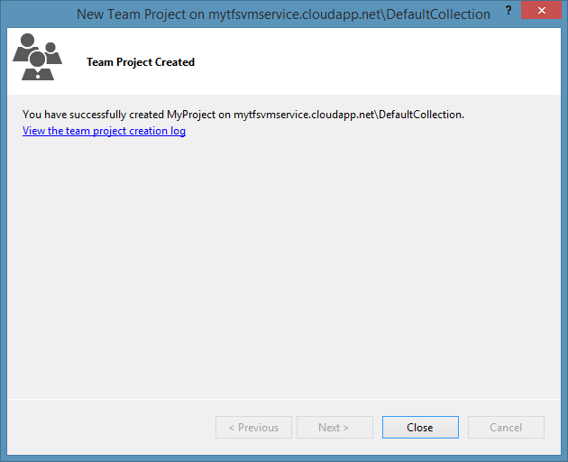 Automate the Install and setup of a Team Foundation 2013