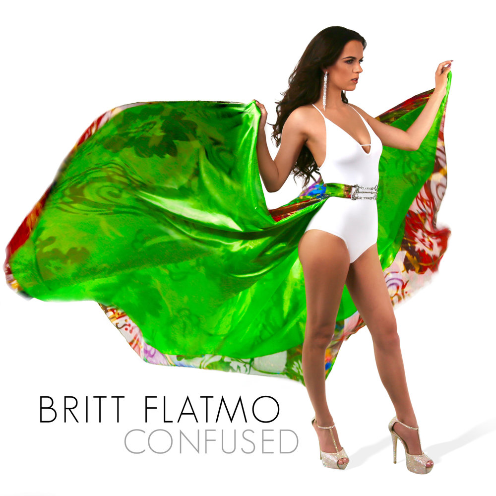 Britt_Flatmo_Single_Release_Confused_Album_cover