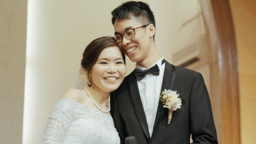 hk wedding videographer