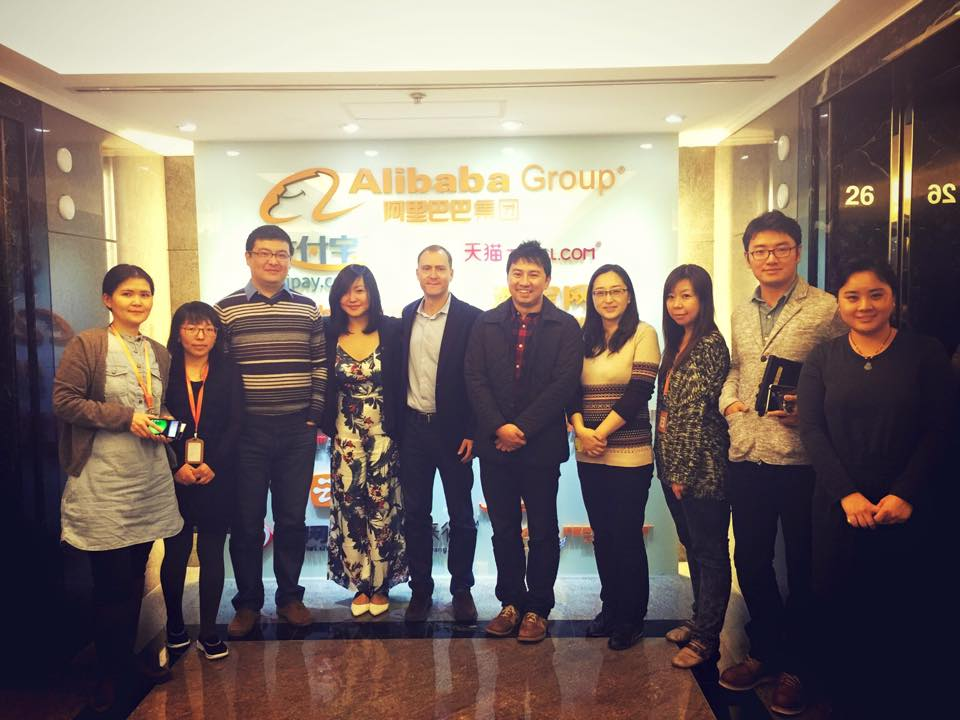 Alibaba International Pitch for Greater China. We won!