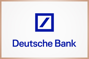 Proud to be part of this cause. - Deutsche Bank