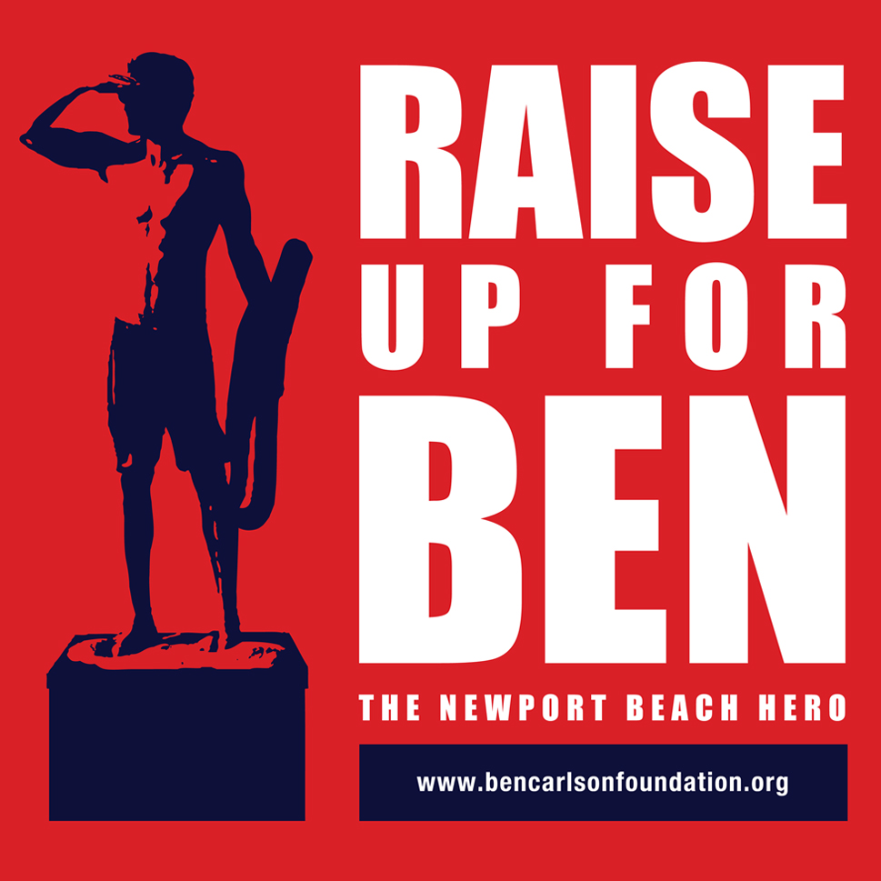 Raise Up For Ben!