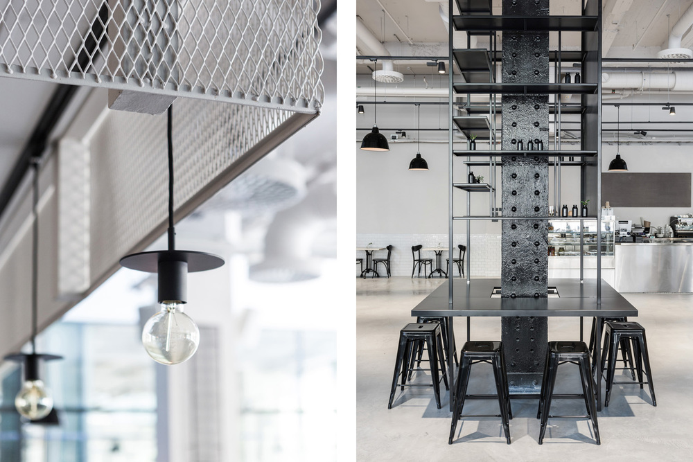 I was commissioned to photograph Richard Lindvalls latest project, Usine. A restaurant, bar and café at Södermalm in central Stockholm. Styling by Em Fexeus.
