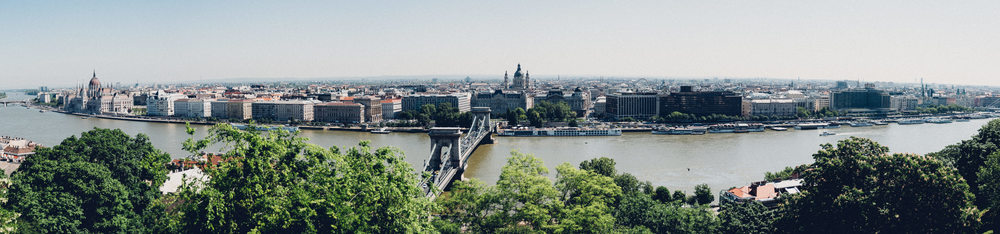 Budapest Panorama.