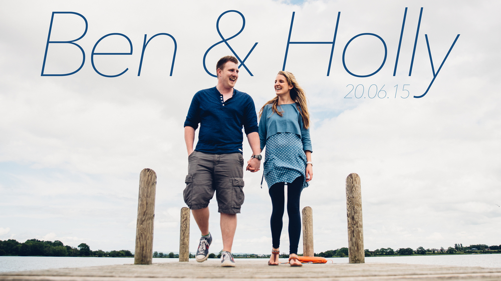 Ben & Holly engagement cover photo