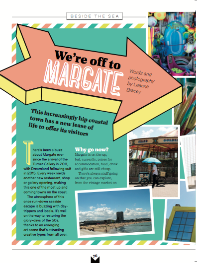 Margate / National Express Magazine