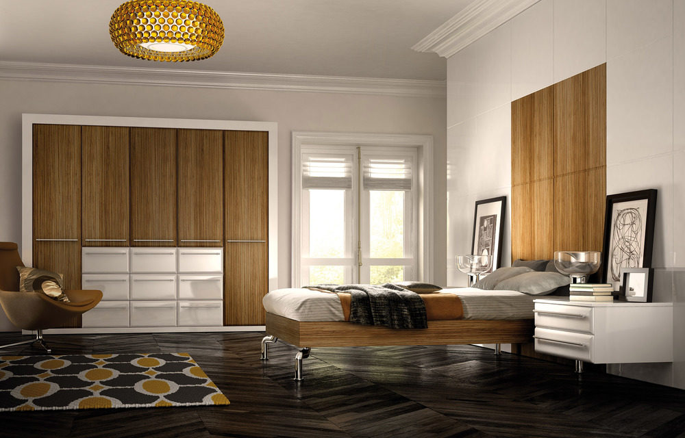 Fitted Wardrobes Made Any Shape & Any Size    Download Brochure >