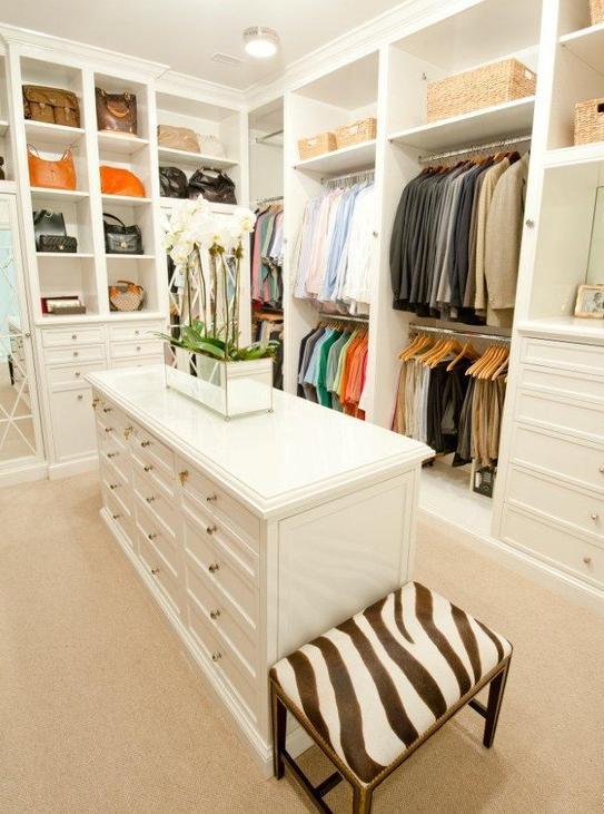Bespoke walkin wardrobes