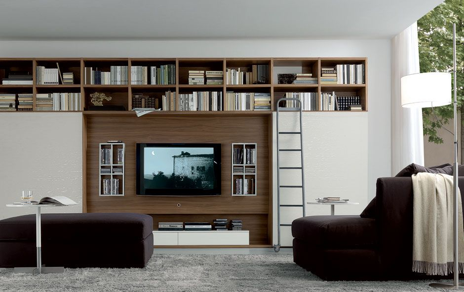 Bespoke TV display unit