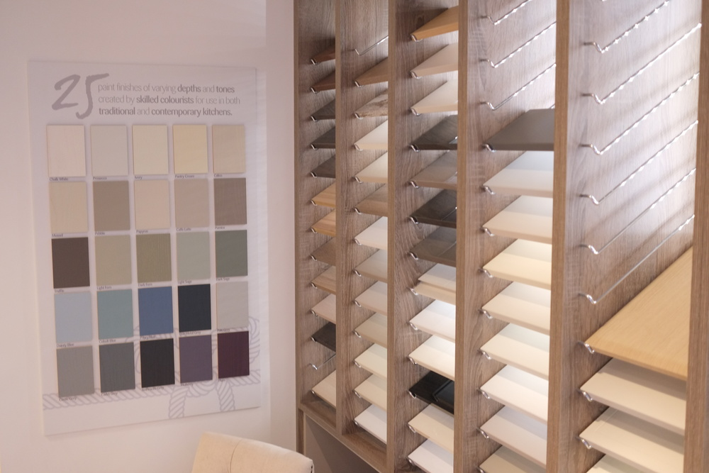 Deane Interiors Showroom Choices
