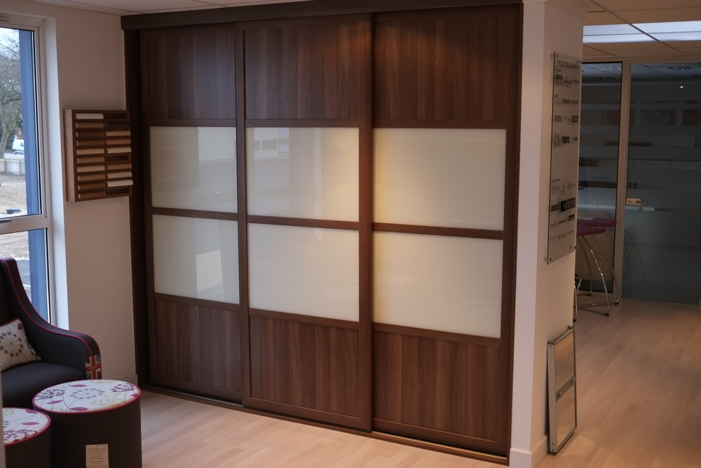 Deane Sliding Wardrobes Showroom