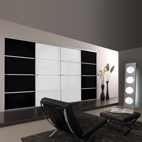 Modern Sliding Wardrobes in Hampshire