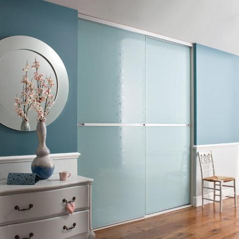 Custom sliding wardrobes in Hampshire