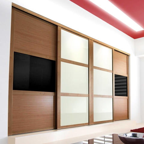 Premium sliding door wardrobes