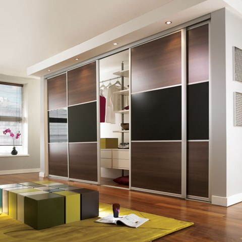 Modern wardrobes in Hampshire
