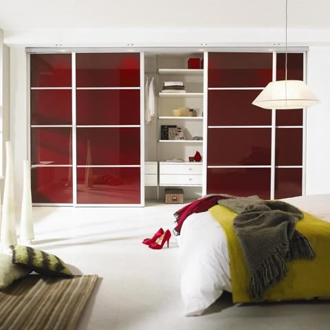Red Room Dividers