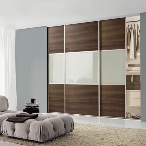 Oriental style sliding wardrobes