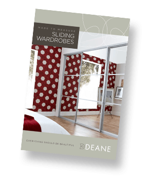 Deane Interiors Sliding Wardrobe Brochure