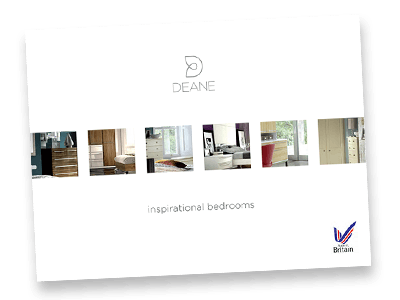 Deane Interiors Fitted Bedrooms Brochure