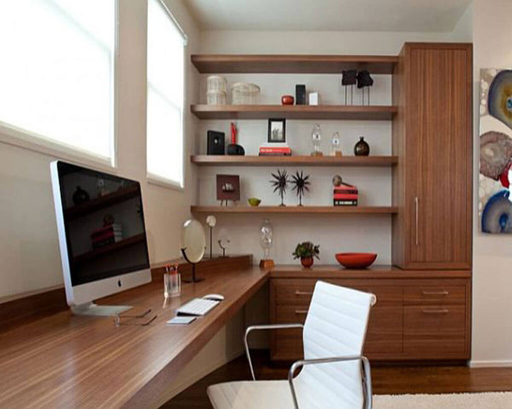 Modern home study furniture