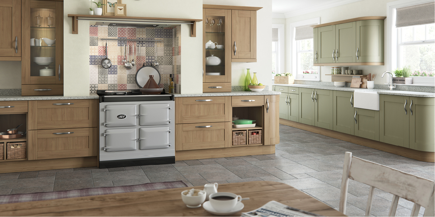 Kitchen Colours Town And Country Mereway Kitchens Deane Interiors