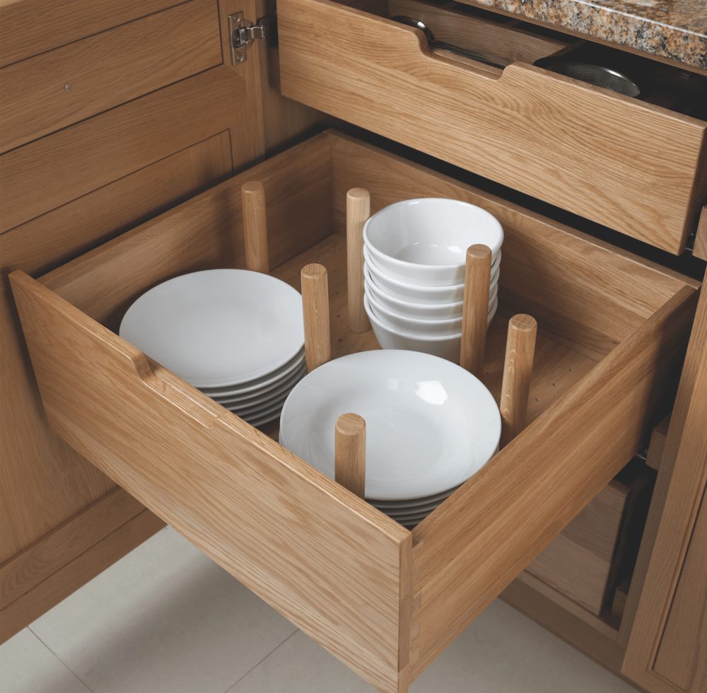 Kitchen Drawer Management