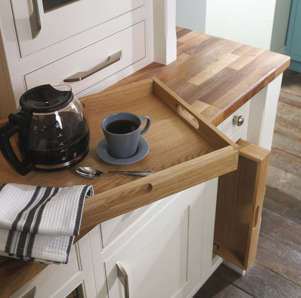 Kitchen Lap Tray & Unit