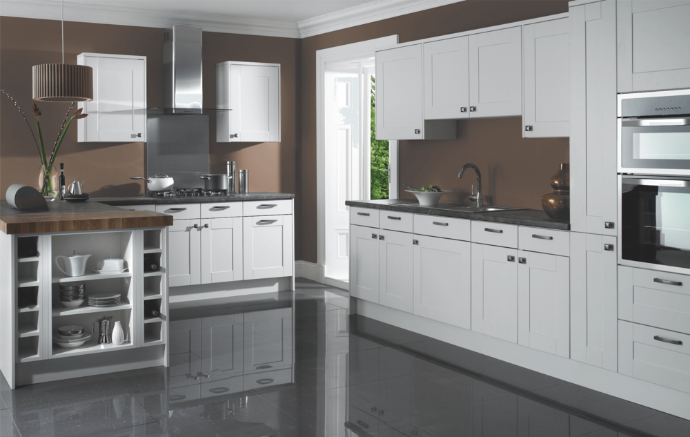 Canterbury Traditional Kitchen