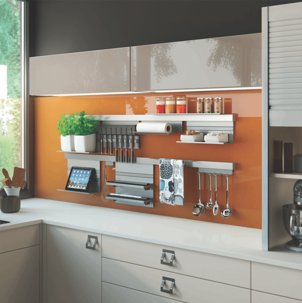 Modern Kitchen Splash Backs