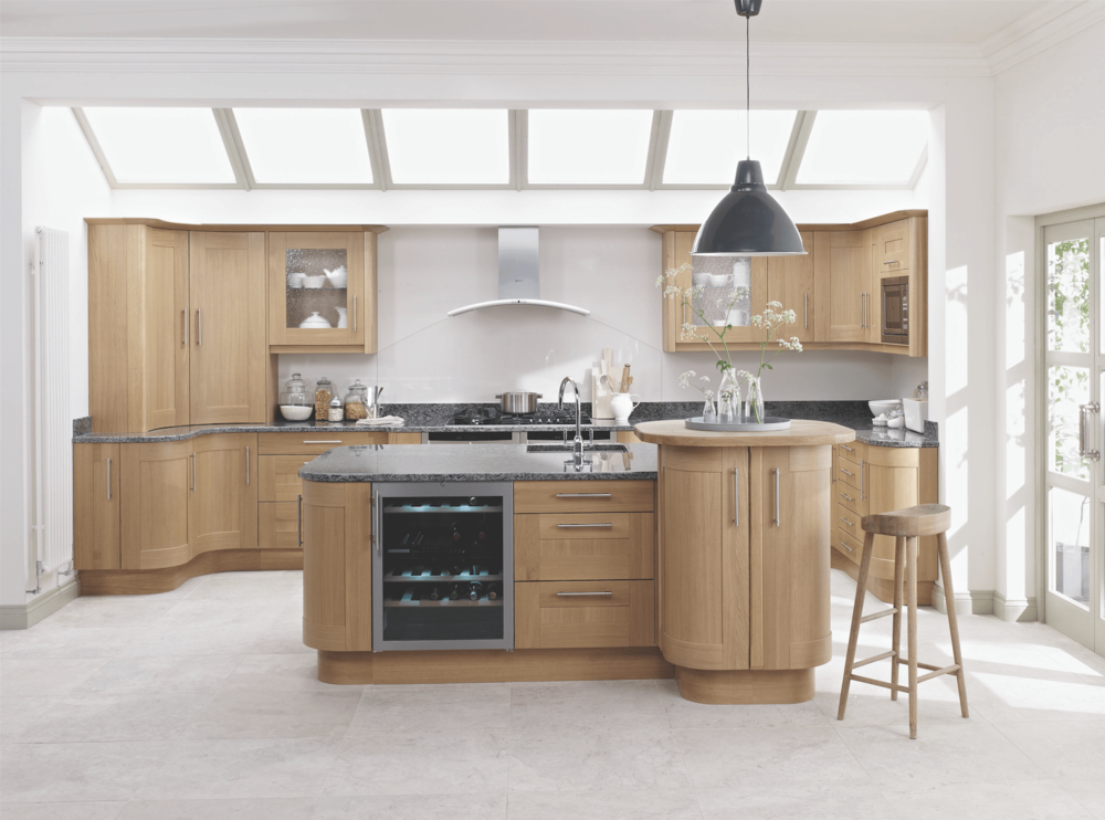 Handmade Oak Kitchens in Hampshire