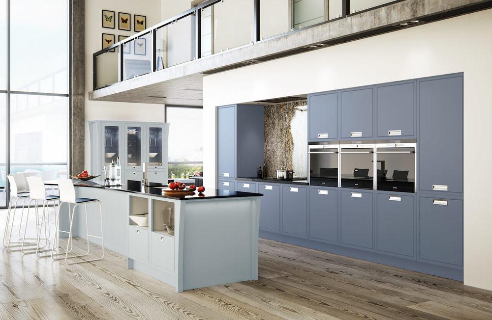 English Revival Handmade Kitchens