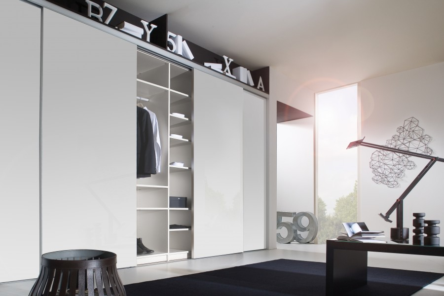 Noteborn Sliding Wardrobe