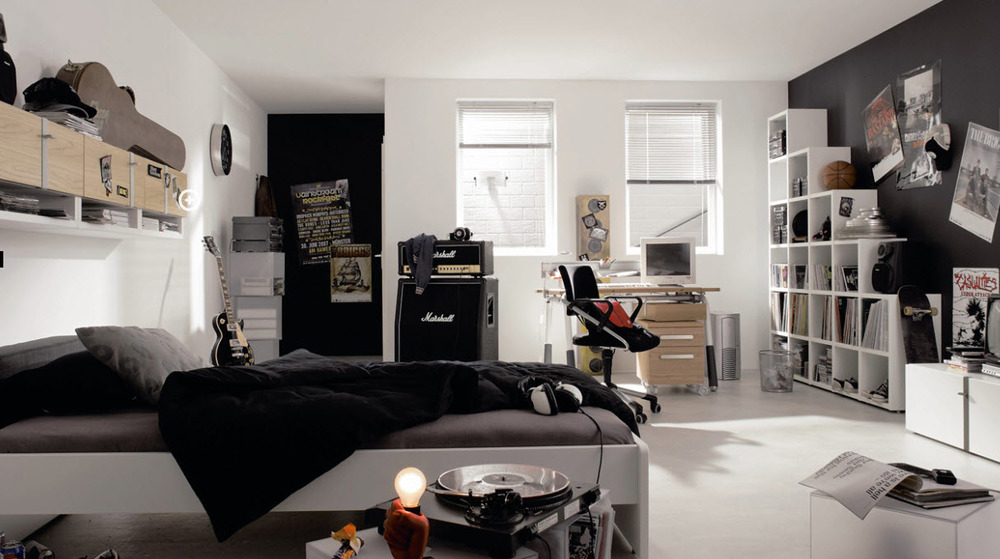 How To Design A Teenagers Bedroom