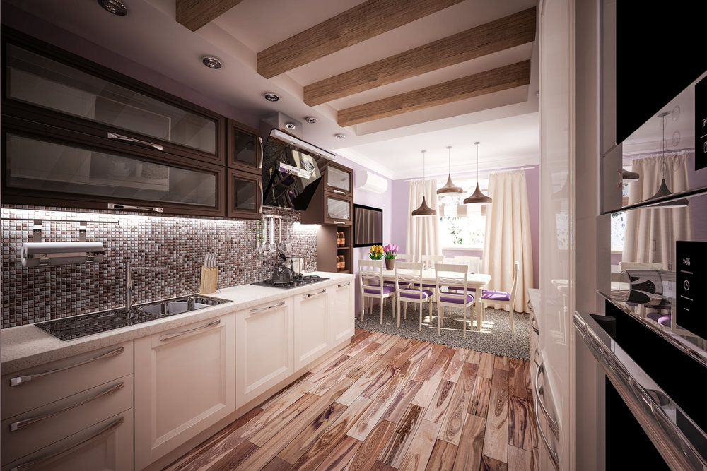 Kitchen Designs Without An Island