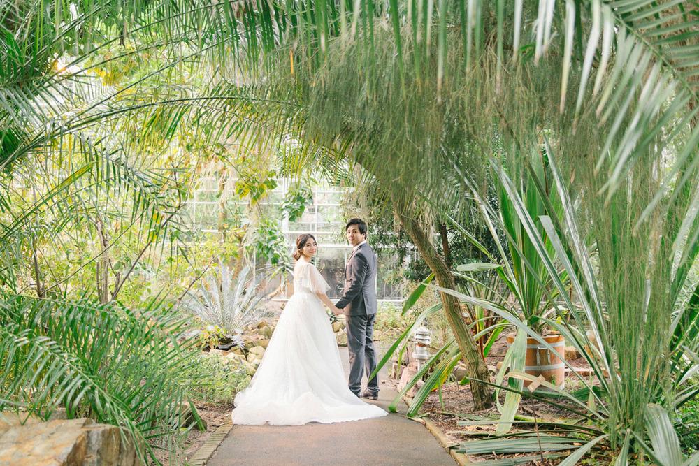 trouwen-in-de-hortus-botanicus