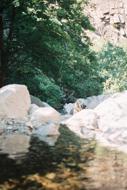 Analog Travel Photography of Corsica