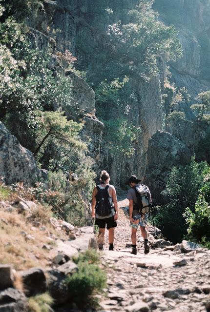 Corsica LES CALANQUES Travel