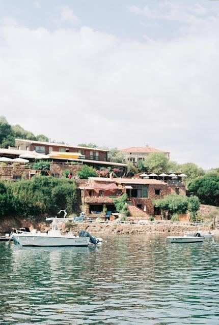 Analog Travel Photography of Corsica