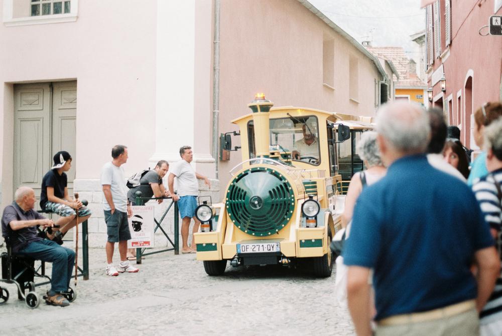 Travel in Corte Corsica