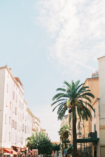 Travel in Ajaccio Corsica