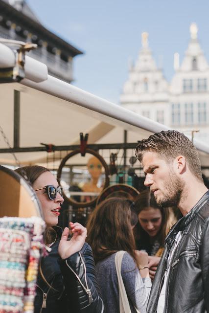 Swan Market Antwerp