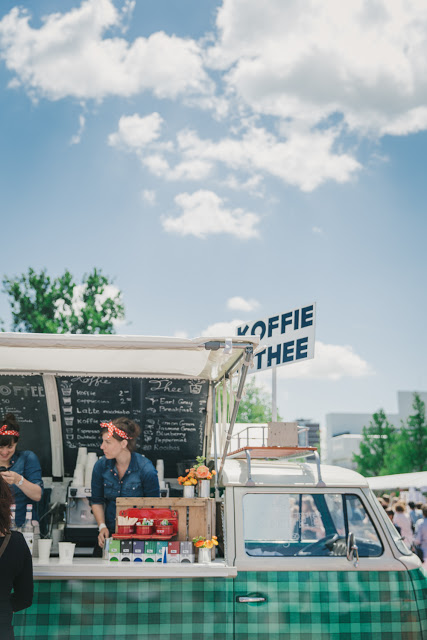 handmade coffee Rotterdam Swan Market