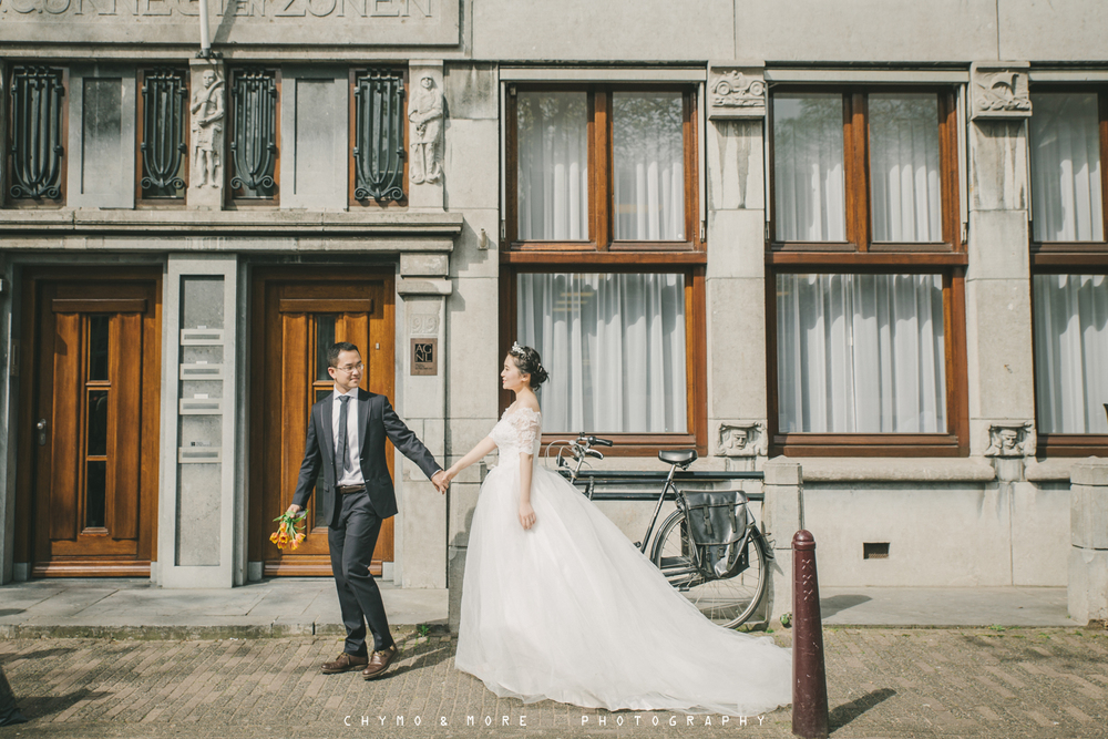 Fine art Wedding photographer Amsterdam