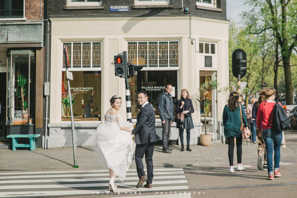 Huwelijk Amsterdam